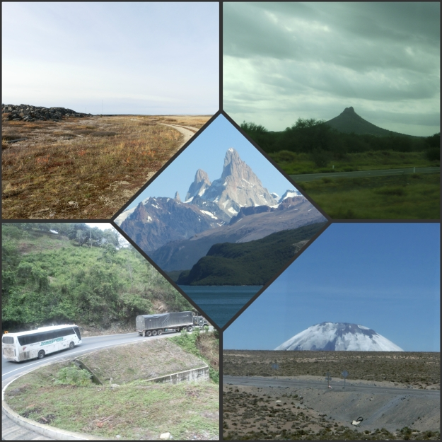 Landscapes of the Americas
